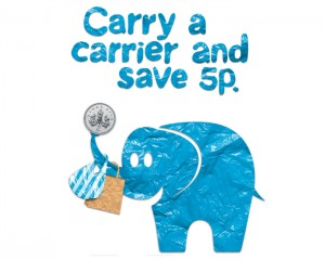 5p carrier bag charge