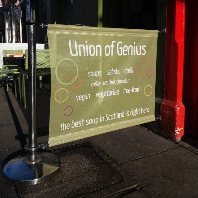 BEST SOUP IN SCOTLAND UNIONOFGENIUS SOUP SALAD FREEFROM